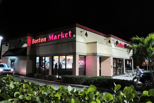 Boston Market permanently closed Feb. 25, 2019, after operating for nearly 20 years in Carillon Place retail center on the southeast corner of Airport-Pulling and Pine Ridge roads in Naples.