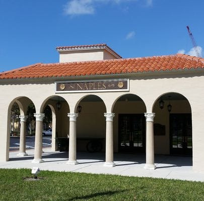 Naples Visitor Information Center's move to Naples Depot derailed