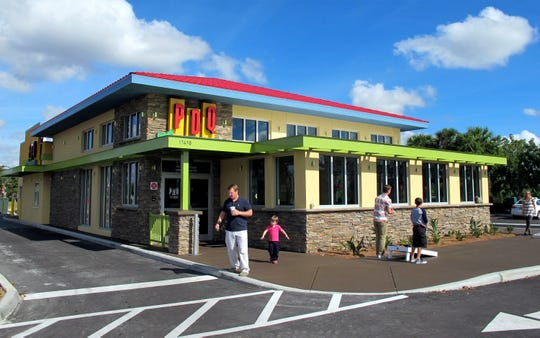 PDQ is targeted to open its first Naples restaurant in January 2020 at the recently shuttered longtime location of Boston Market on the southeast corner of Airport-Pulling and Pine Ridge roads in Naples. Pictured is the chicken tenders restaurant chain's location at Gulf Coast Town Center.