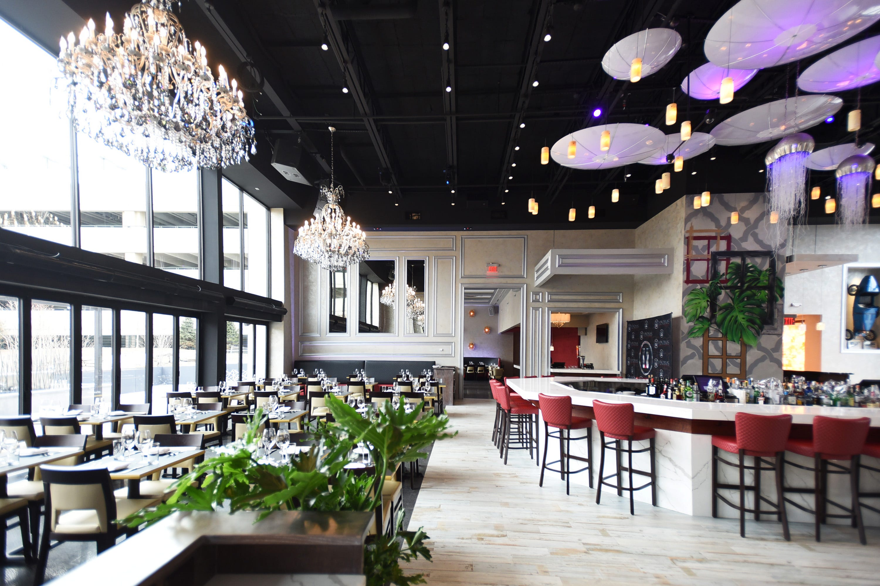 Ventanas Restaurant at The Modern now open in Fort Lee