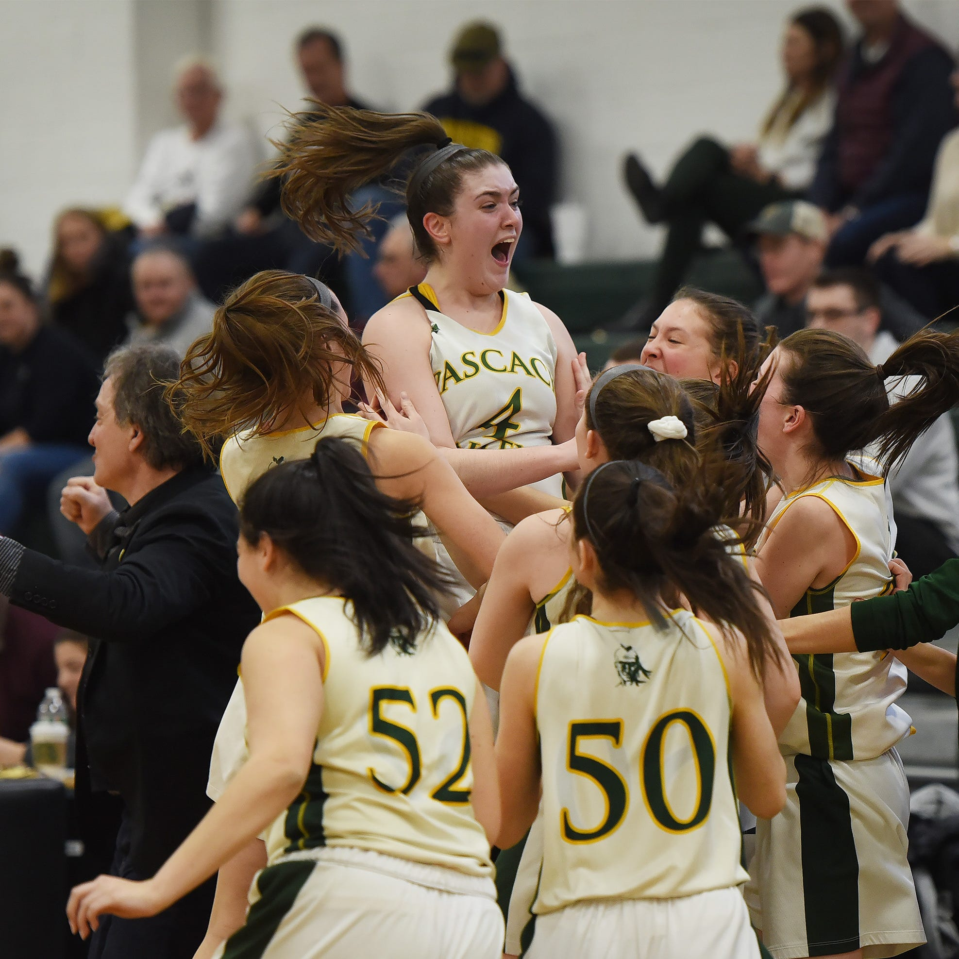 NJ state basketball tournament scores: Boys and girls sectional finals