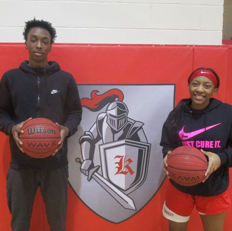Paterson siblings lead Kennedy High School girls and boys teams in scoring