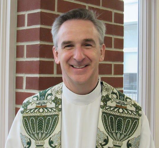 Father Stephen Joseph Fichter, pastor Saint Elizabeth Church and author