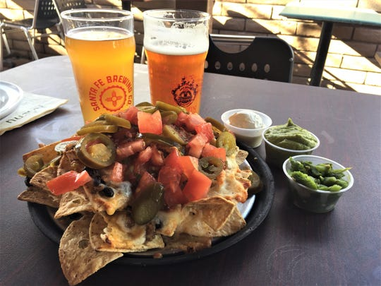 The High Desert Brewery Co. in Las Cruces has the 26th best nachos in the United States, according to a list compiled by the website BuzzFeed. The list was compiled by voters in an online poll. High Desert was the only restaurant in New Mexico ranked in the top 30.