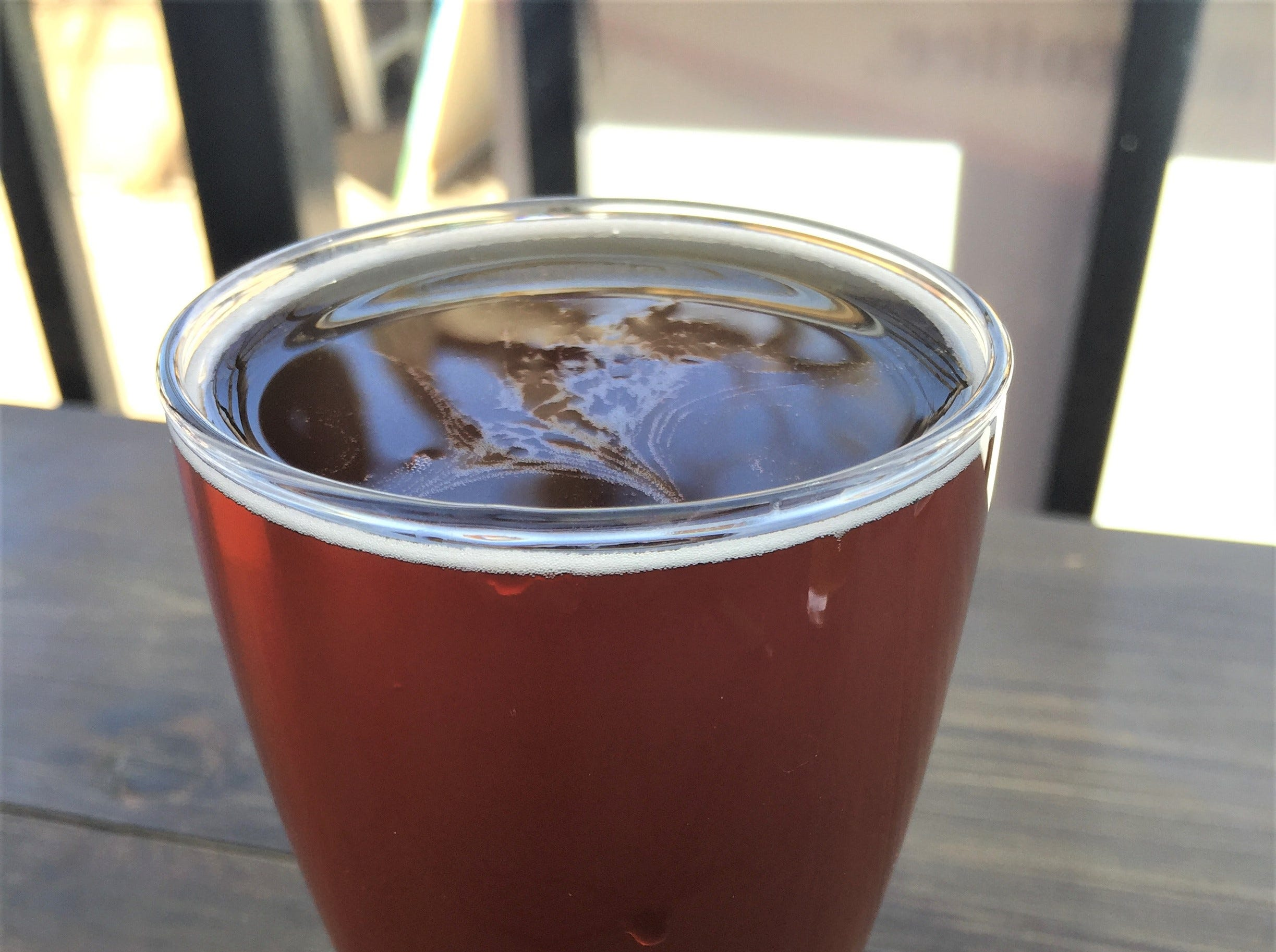 According to Little Toad Creek brewer Marion Spragg, Little Toad Creek's best seller is their signature Copper Ale. You should try the Copper Ale if you're a fan of a darker lager.