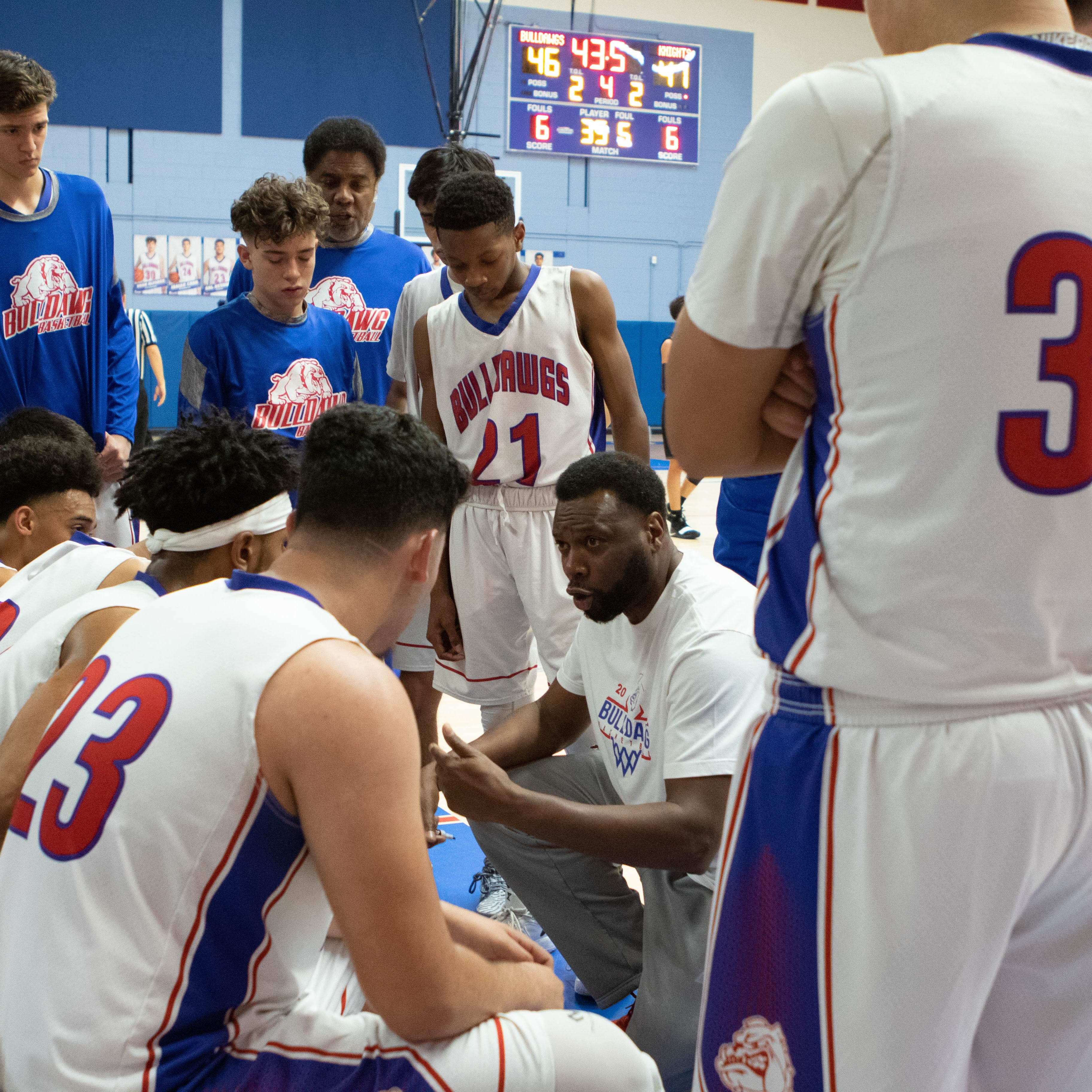 Unbeaten Las Cruces boys seeded No. 2 in state tournament