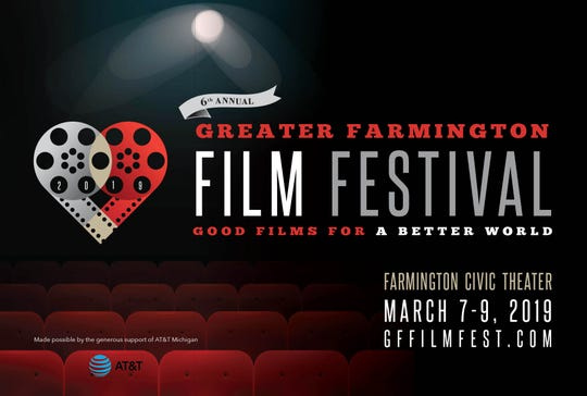 The Greater Farmington Film Festival kicks off this Thursday.