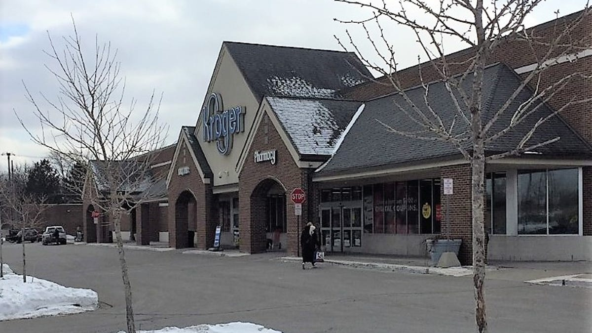 Kroger Plymouth Mi >> Plymouth Township Kroger Fire Forces Store Evacuation