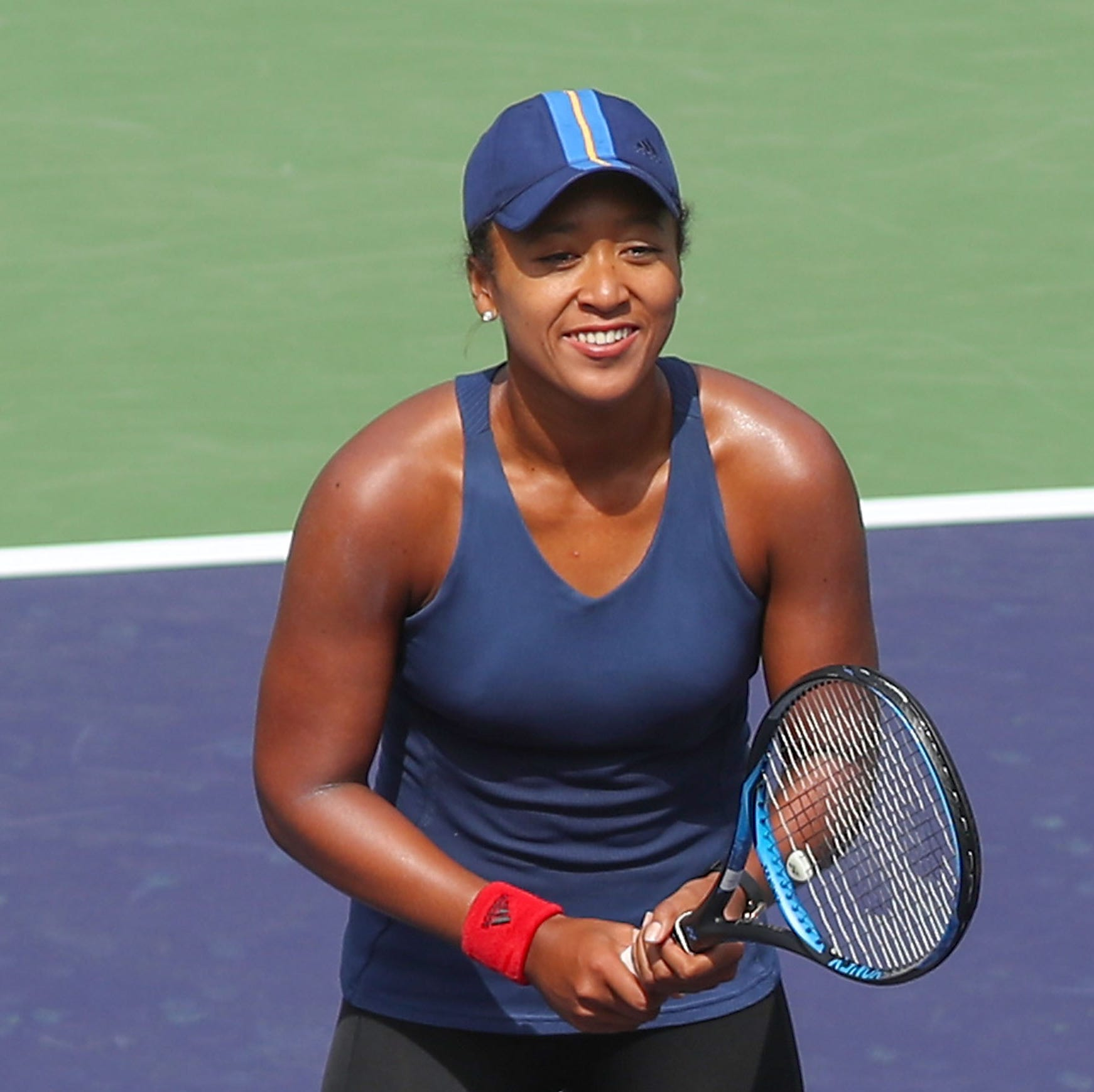 'It's been a really crazy ride': Naomi Osaka is back at Indian Wells, where her rise began