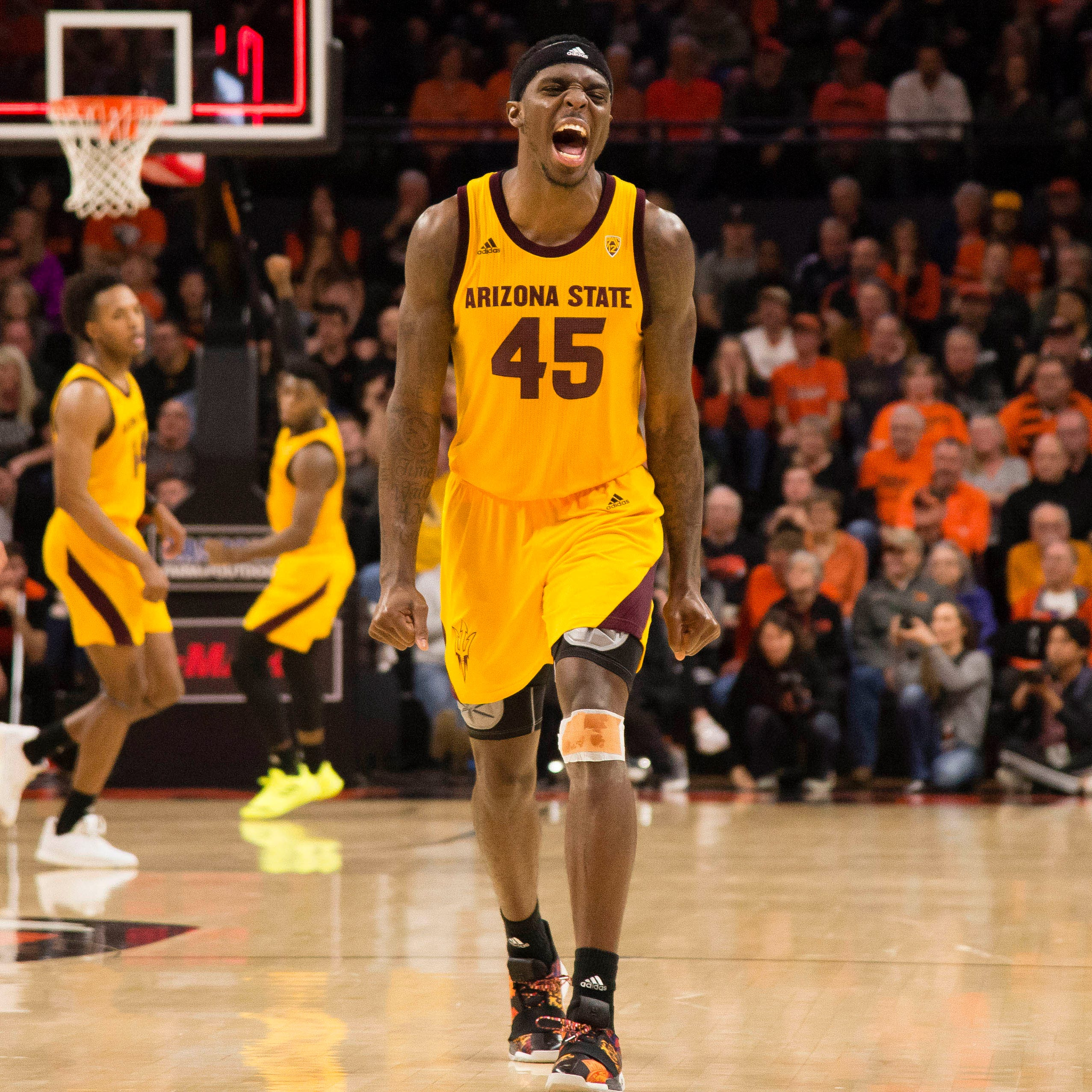 NCAA Tournament projections: ASU basketball among last four teams in March Madness bracket