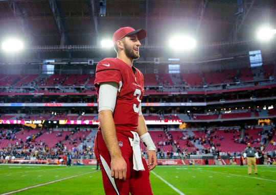 Could Josh Rosen have played his last game for the Arizona Cardinals?