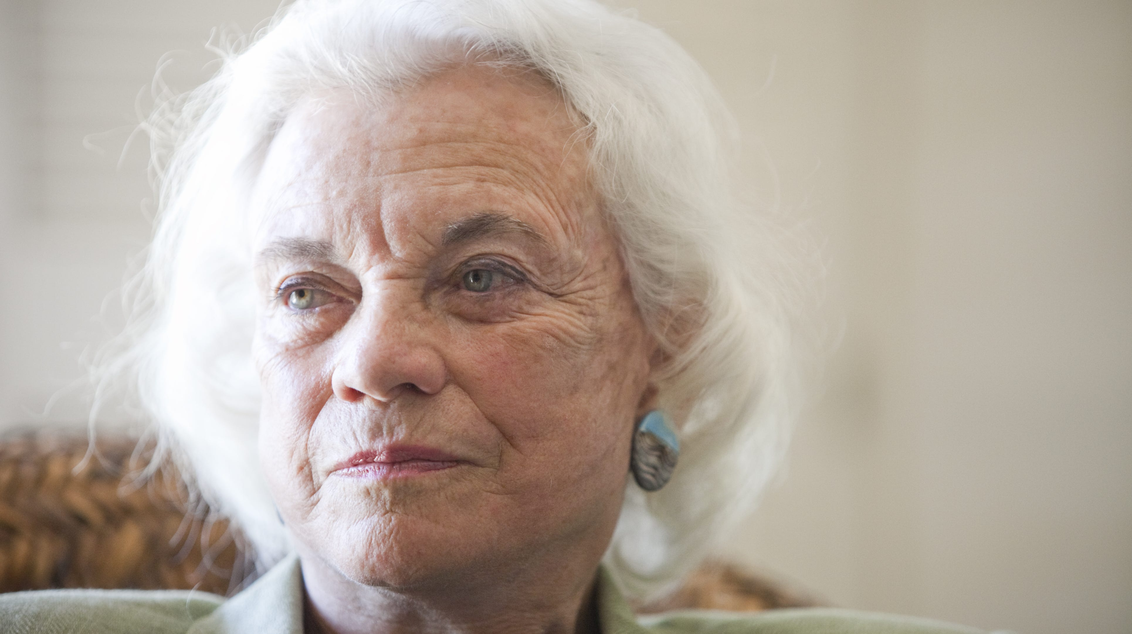 Sandra Day O'Connor, first woman on the Supreme Court, turns 89 Tuesday