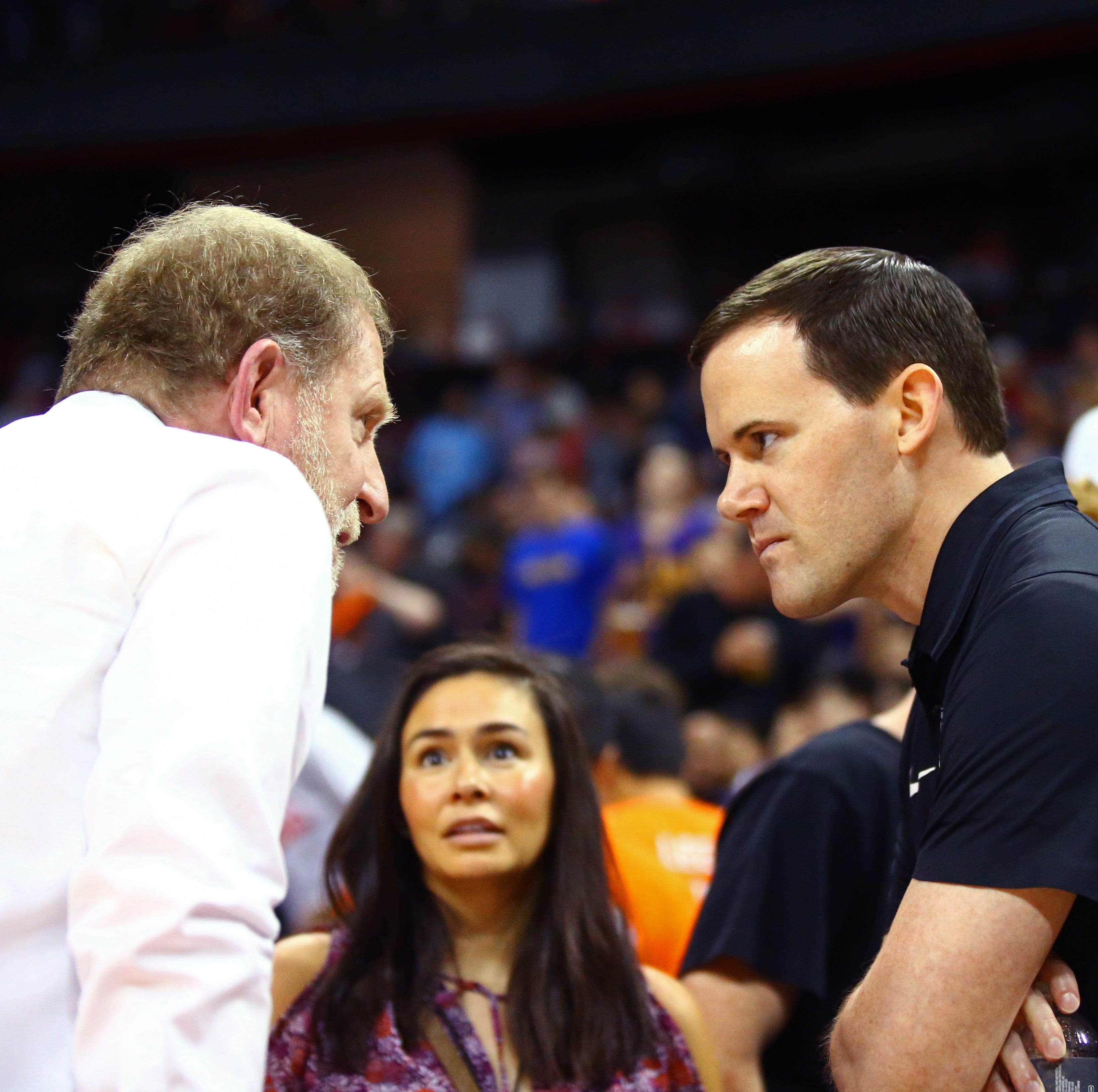 Suns owner Robert Sarver put goats in Ryan McDonough's office to inspire, report says