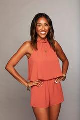 Bachelor contestant Tayshia