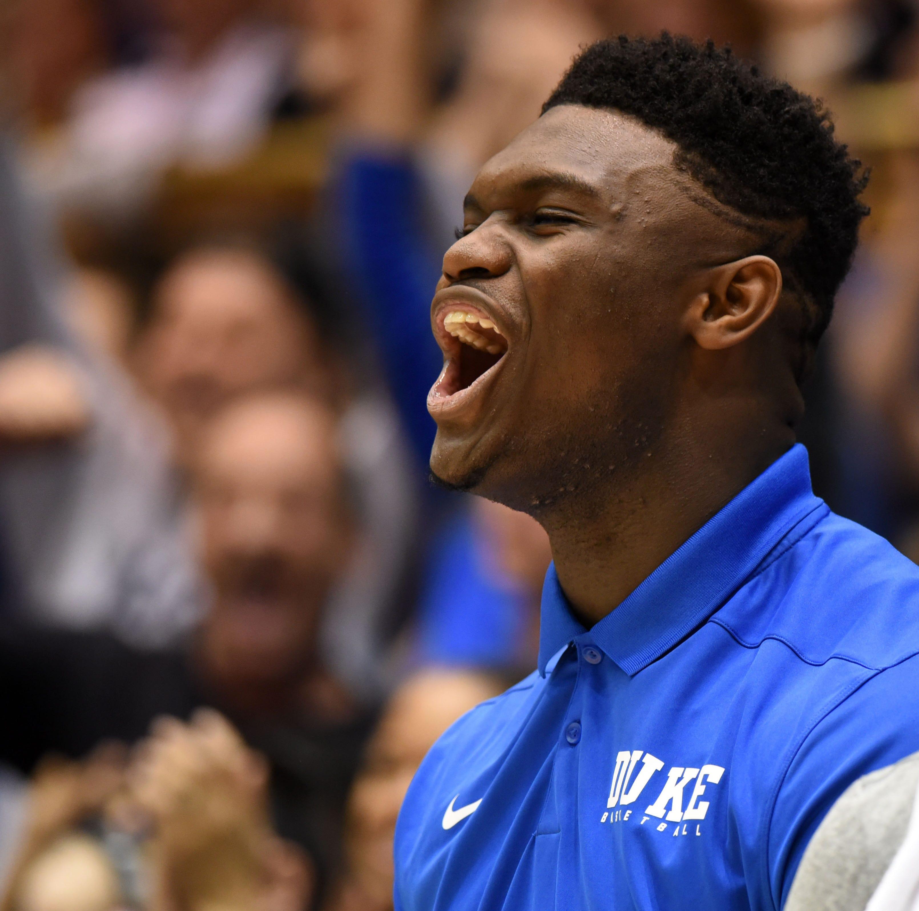 NBA mock draft: Zion Williamson to Phoenix Suns? NBA projections still high on Duke star