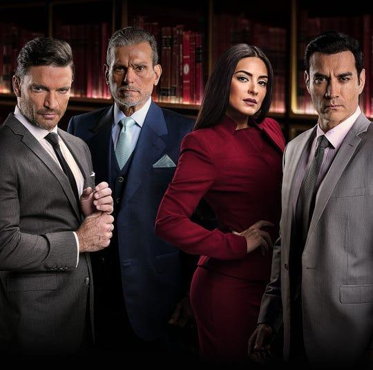 """Protagoniza también la segunda temporada de """"Por Amar sin ley""""."""