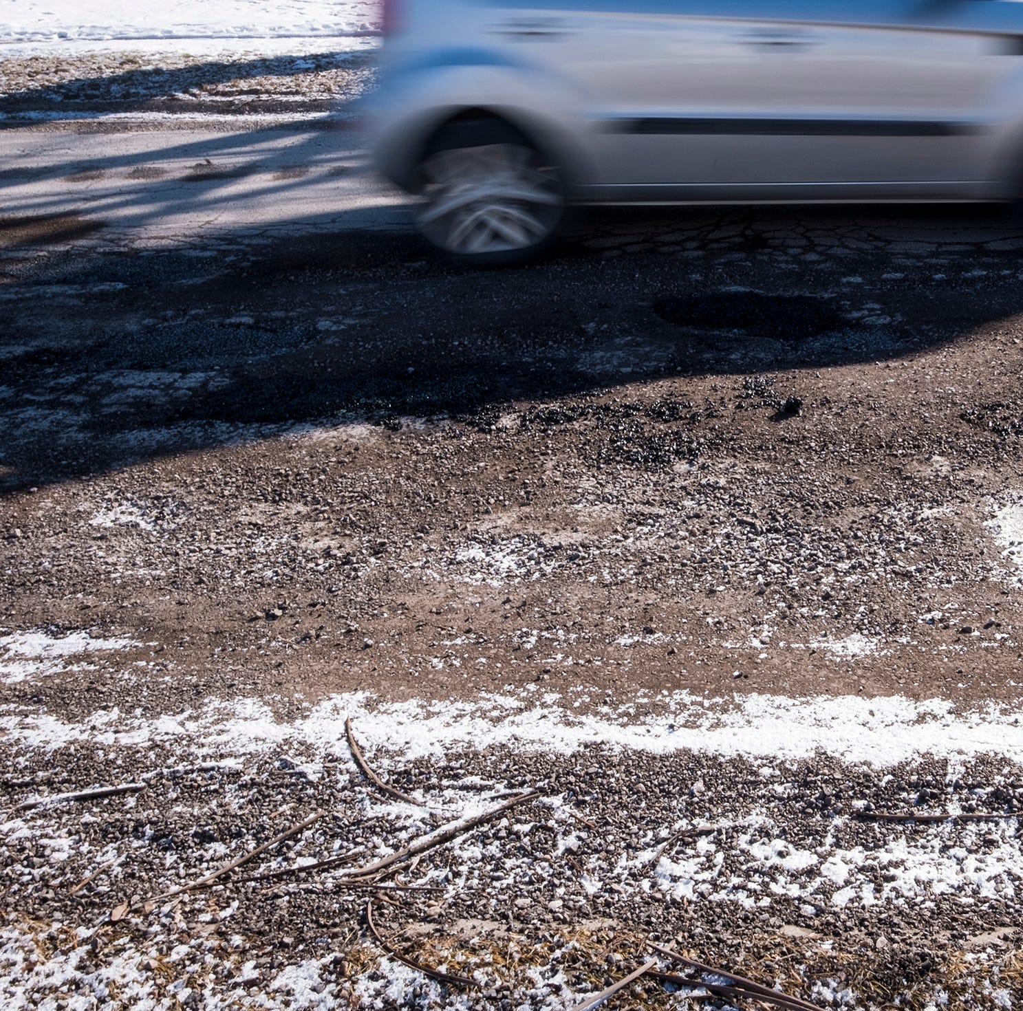 What are the worst roads in Port Huron?