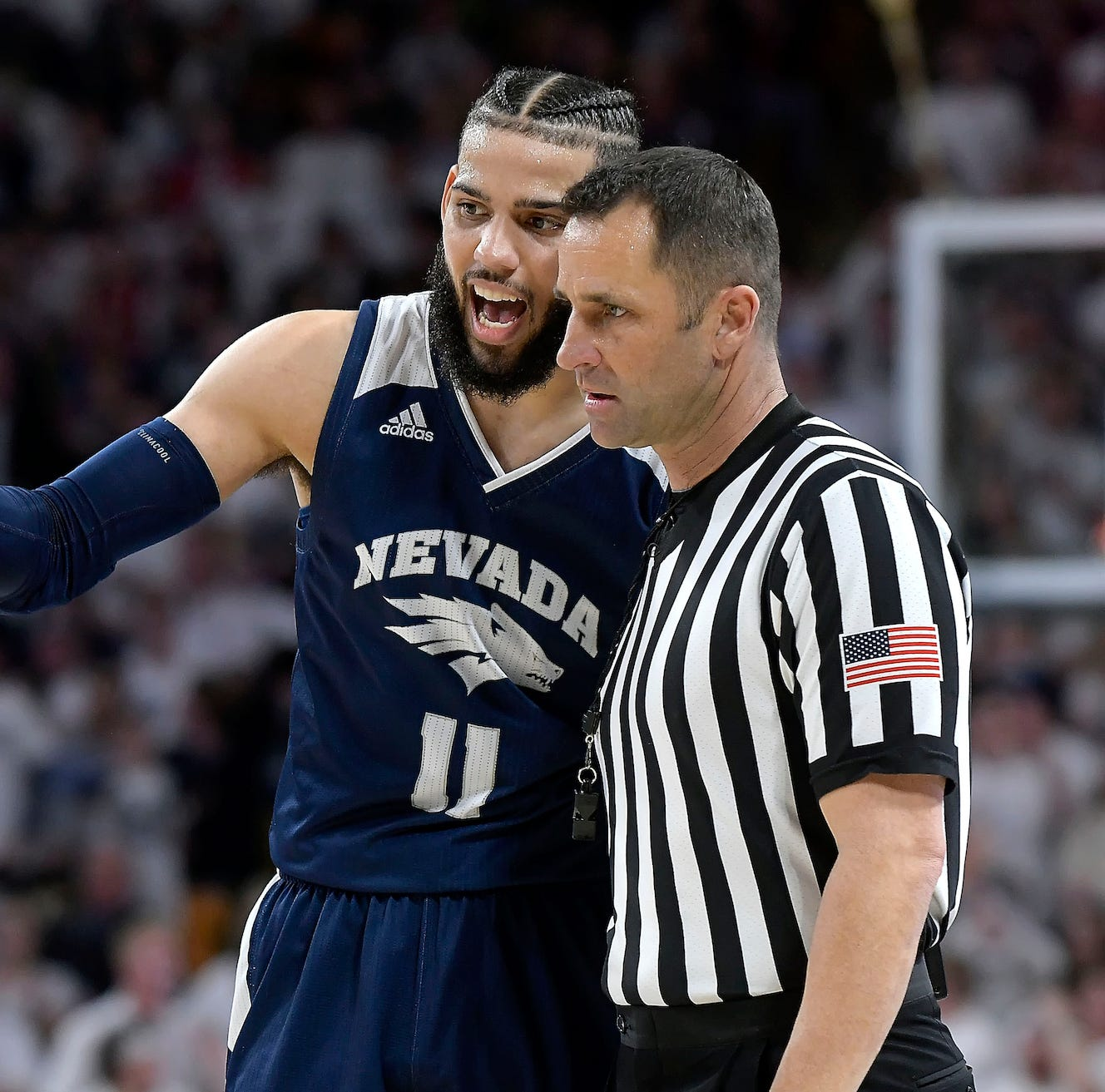 Nevada basketball falls to season-low 17th in AP Top 25 poll