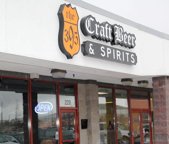 The 395 Craft Beer & Spirits opened in late January 2019 in Golden Valley, one of the North Valleys of Reno.
