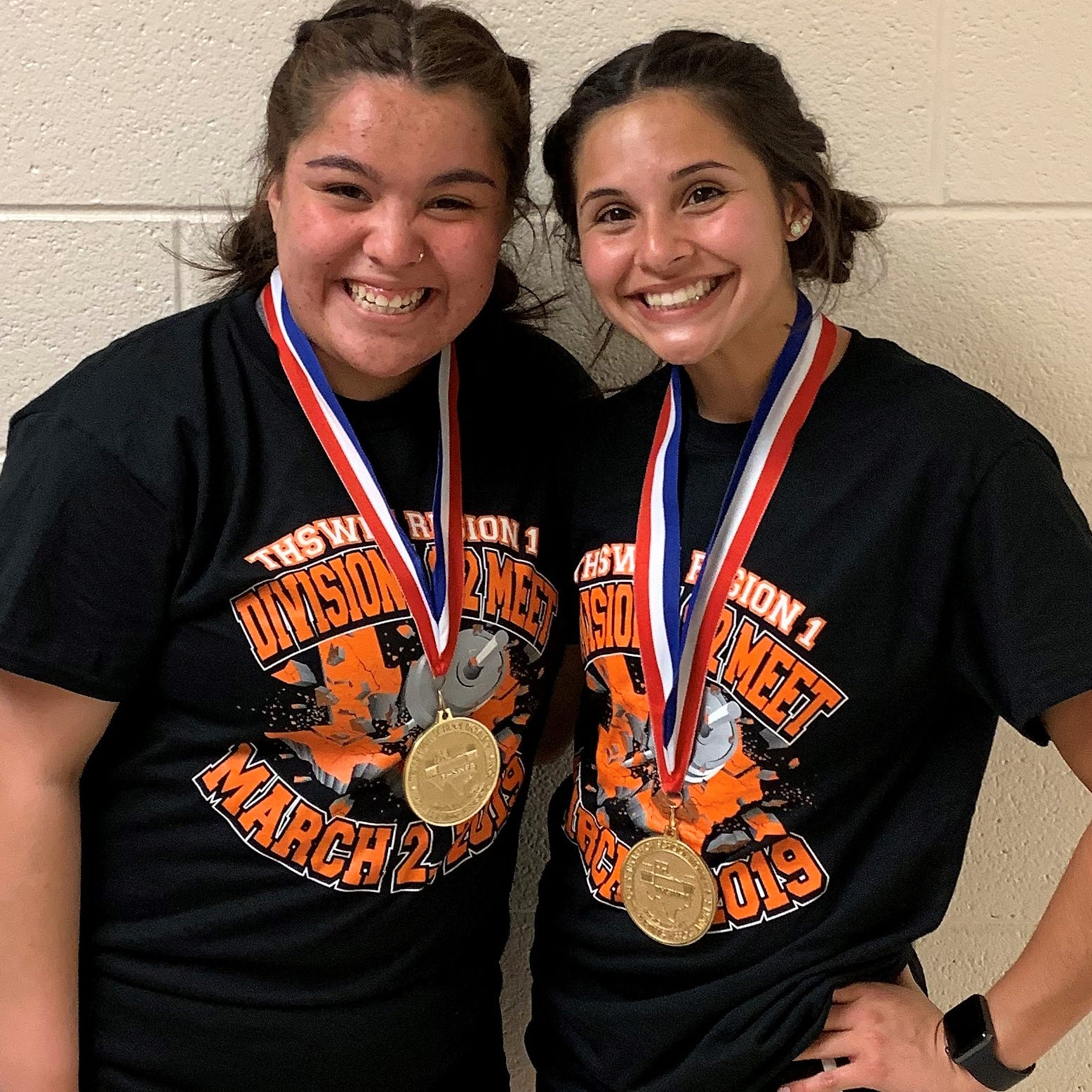 San Angelo Central girls advance to state powerlifting meet