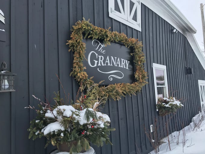 The Granary opened in October at the Blind Horse Restaurant and Winery. The new bar specializes in cocktails with gourmet ice, whisky and bourbon.