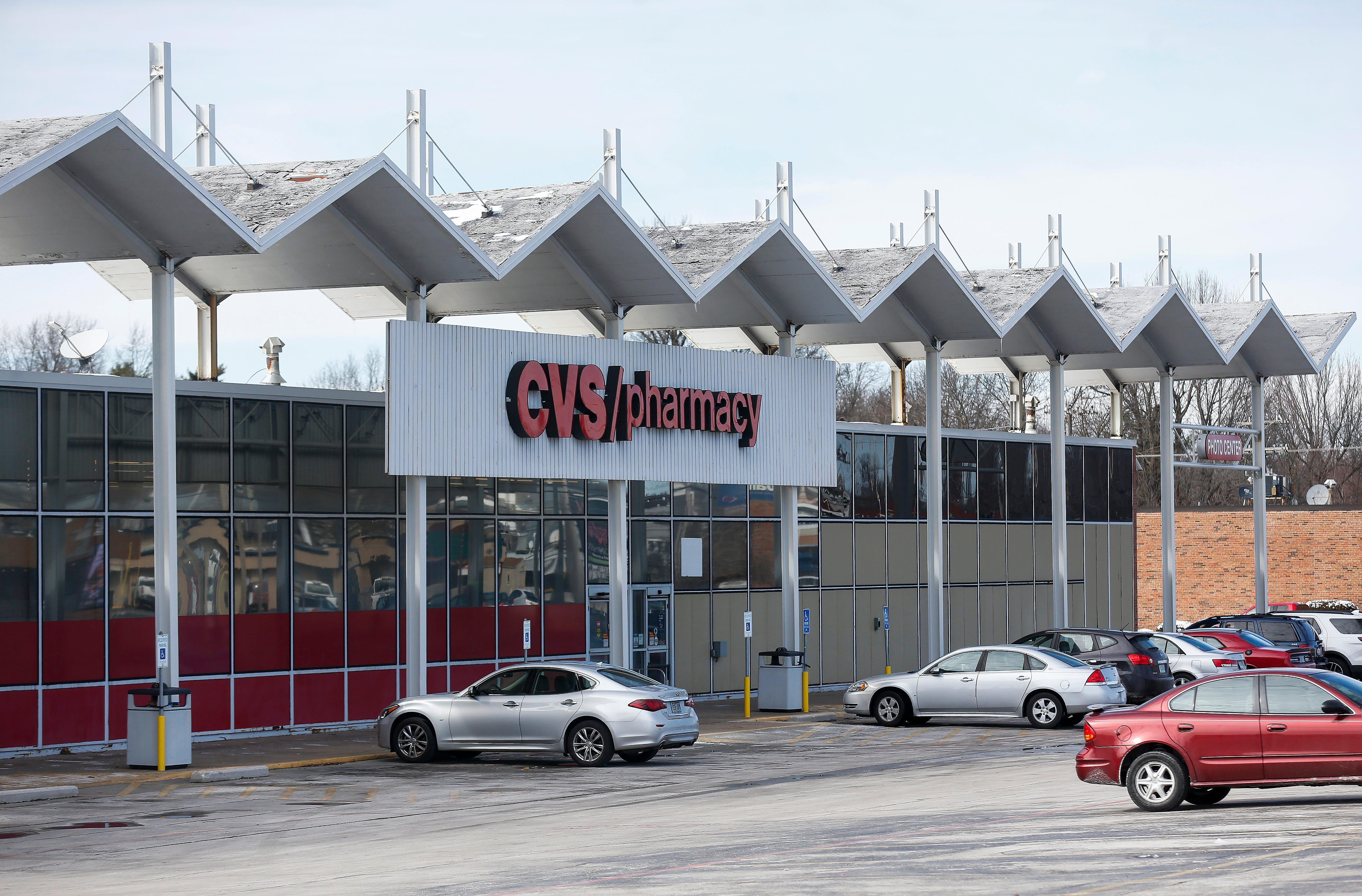 The CVS Pharmacy located at 1735 S. Glenstone Ave. will be closing next month.