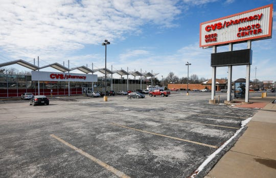 Before CVS Pharmacy closed the location at 1735 S. Glenstone Ave., it was the world's largest CVS.