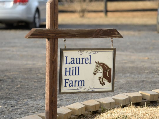 Laurel Hill Farm in Verona is home to Jason Berry Stables.