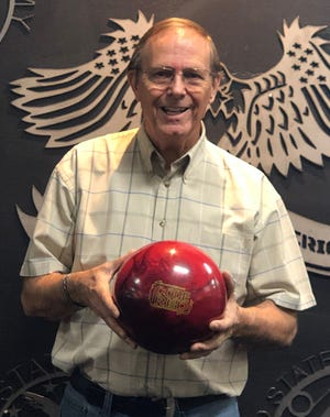 Rupe Johnson shot his fourth career 300 game last week at Sunset Lanes in St. George