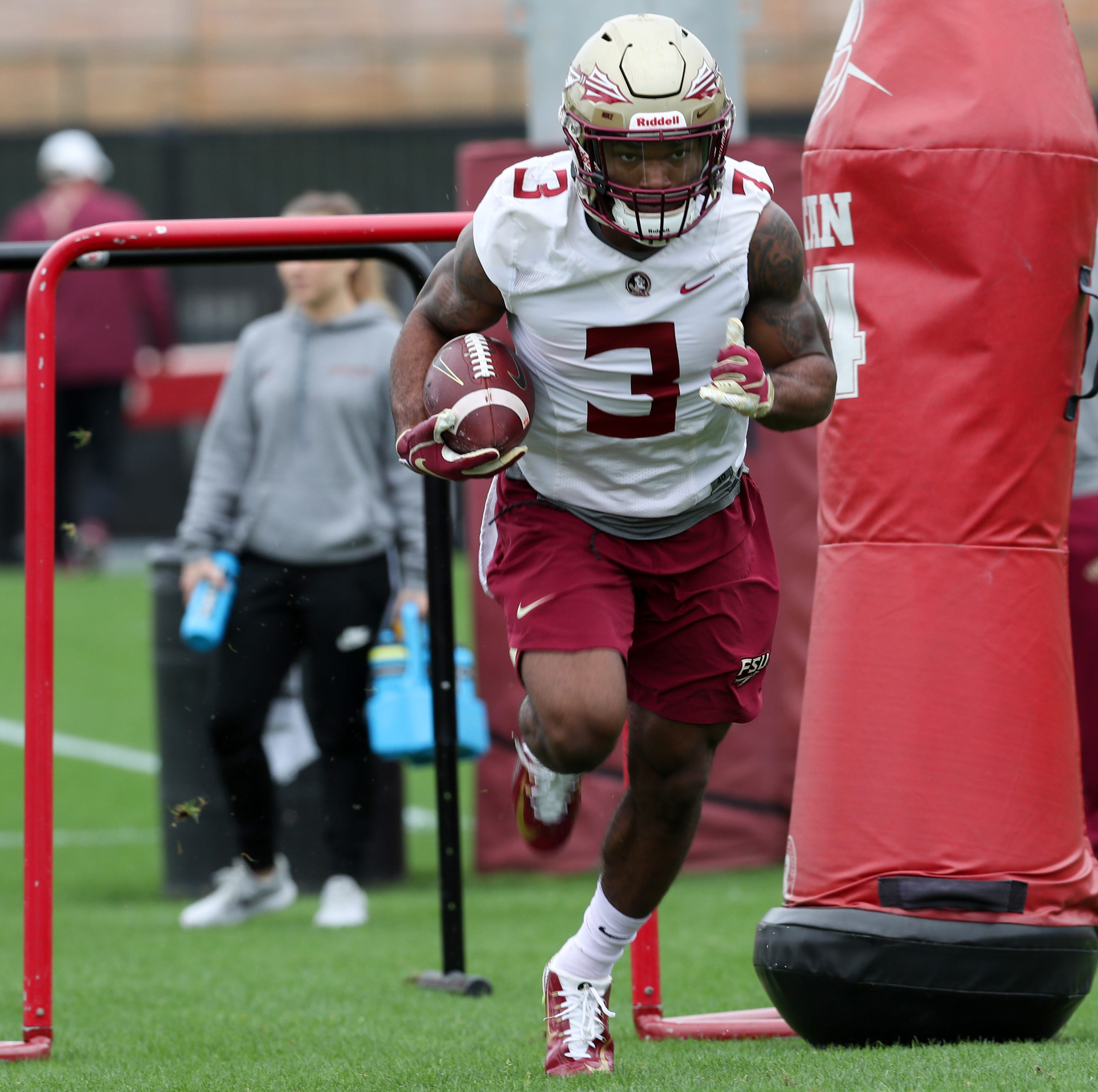 Willie Taggart upbeat as Florida State eyes Saturday's spring game