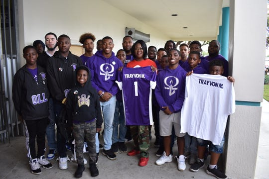 Omega Lamplighters shared a video honoring his legacy and revealing that they have inducted Trayvon Martin as an honorary member of the organization.