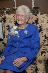 Marie Bailey Bradley celebrated her  100th birthday on Saturday, Feb. 23, 2019.