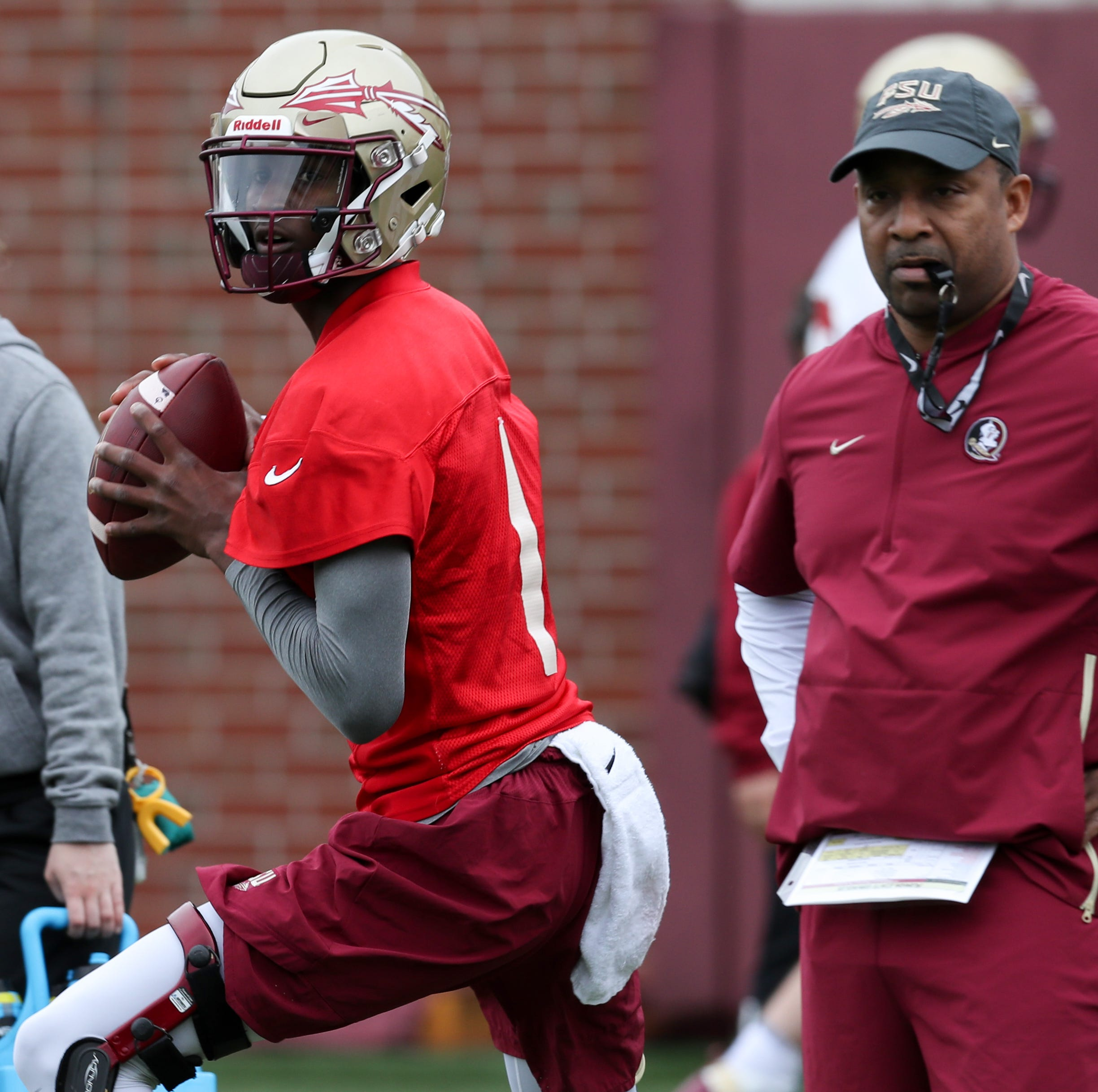 Willie Taggart, Florida State resume spring football practice