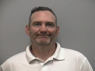 Keith William Allen, 44, of Stuart, charged with two counts each of soliciting prostitution and use of structure or conveyance for prostitution