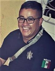 Juárez police Cmdr. Adrian Matsumoto Dorame