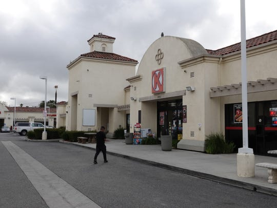 A Circle K store on Vineyard Avenue in Oxnard.
