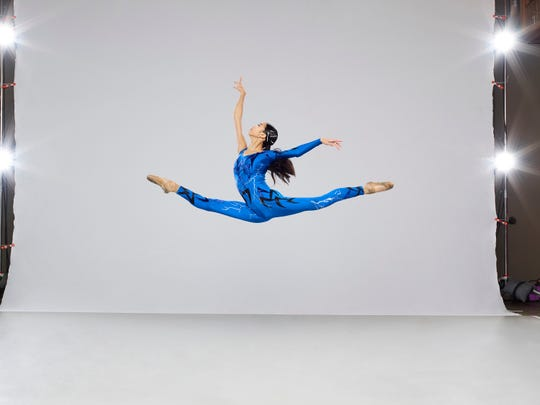 WORLD OF DANCE -- Season: 3.  Pictured  is Rye Brook's Kayla Mak. She qualified for the show's duel rounds.