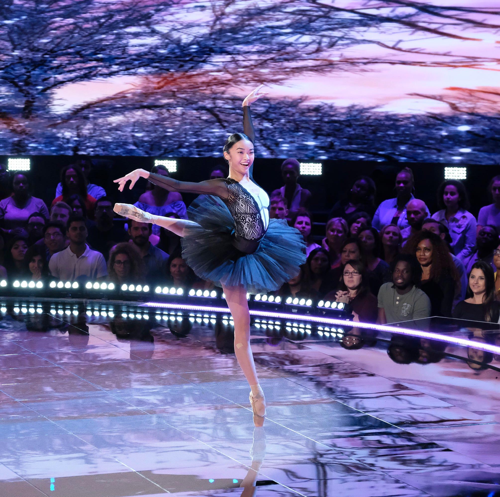 Rye Brook teen advances on 'World of Dance'