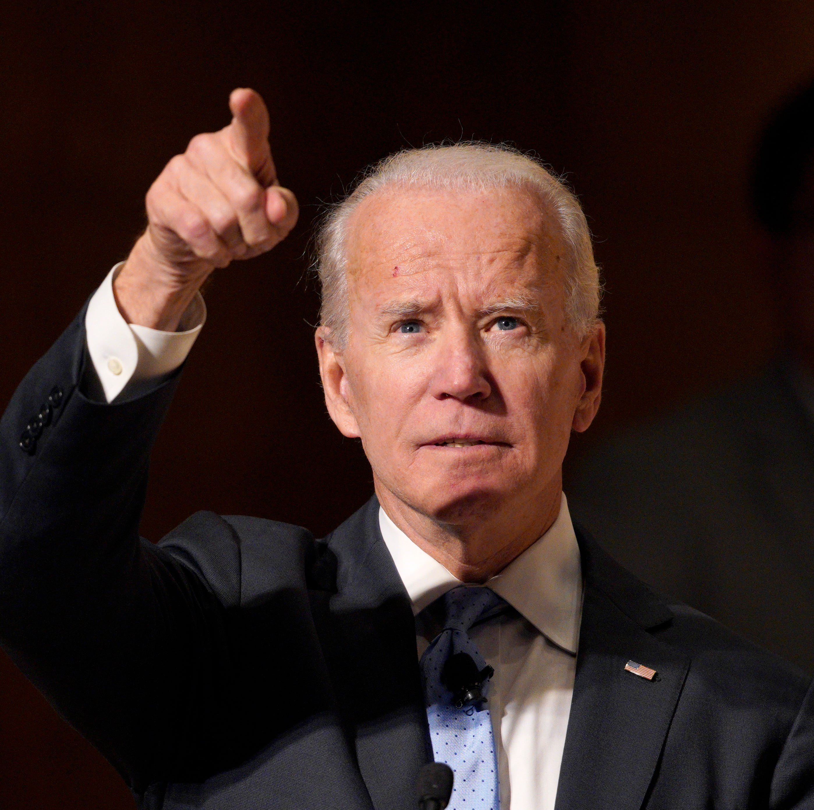 Biden told senior Democrat he is giving 2020 presidential race 'a shot,' according to The Hill
