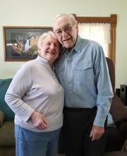 Susan and Bob Manzke