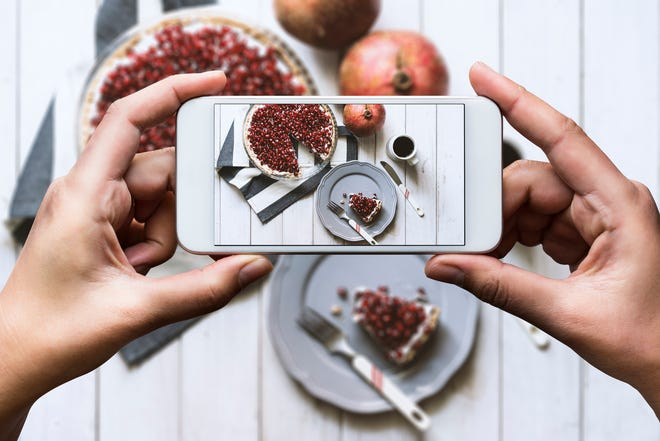 A new study out of the U.K. suggests that social media can influence children to eat unhealthy food, but not healthy food.