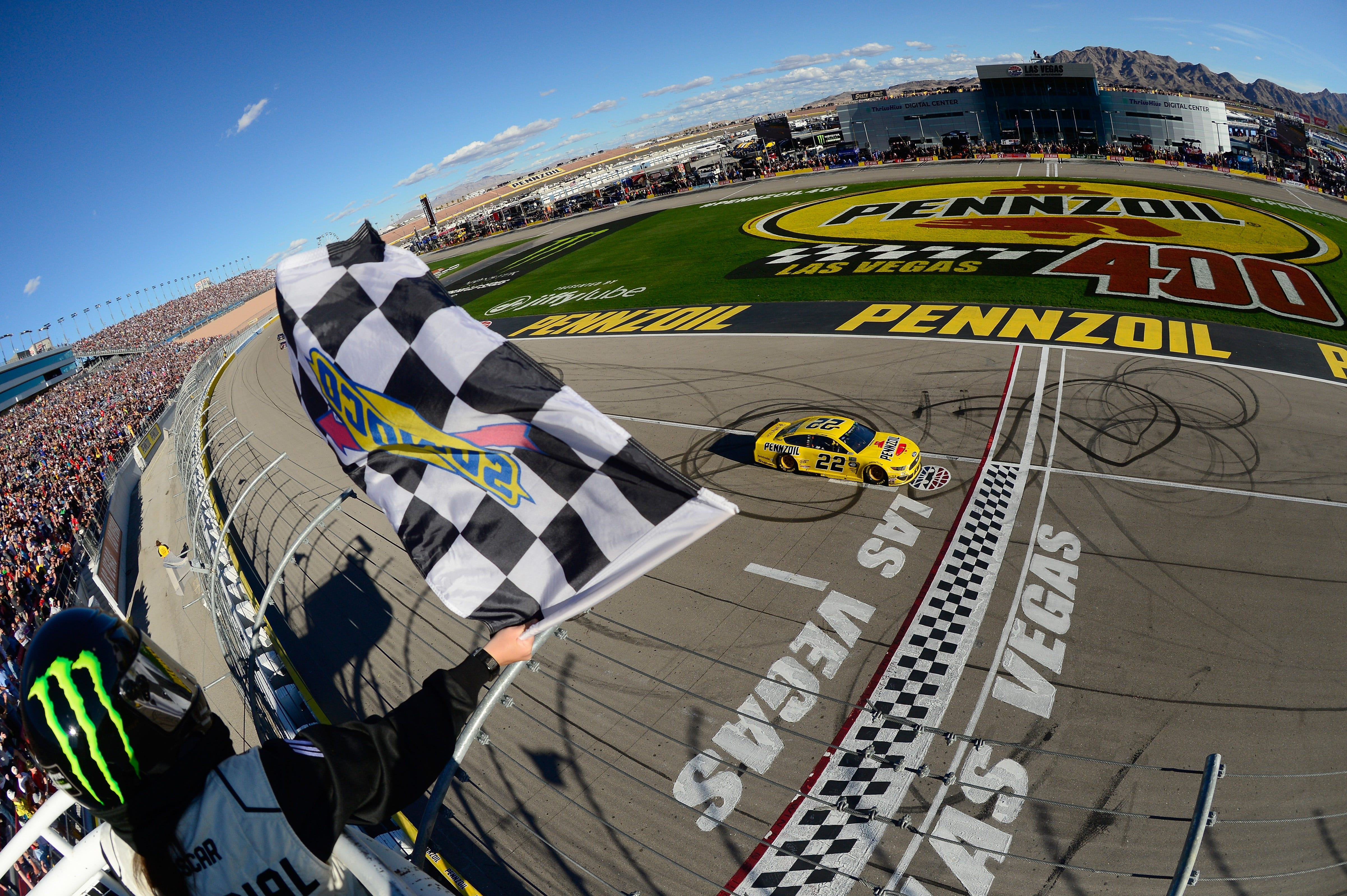 2019 Monster Energy NASCAR Cup Series race winners