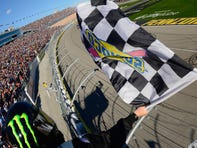 2019 Monster Energy NASCAR Cup Series race winners