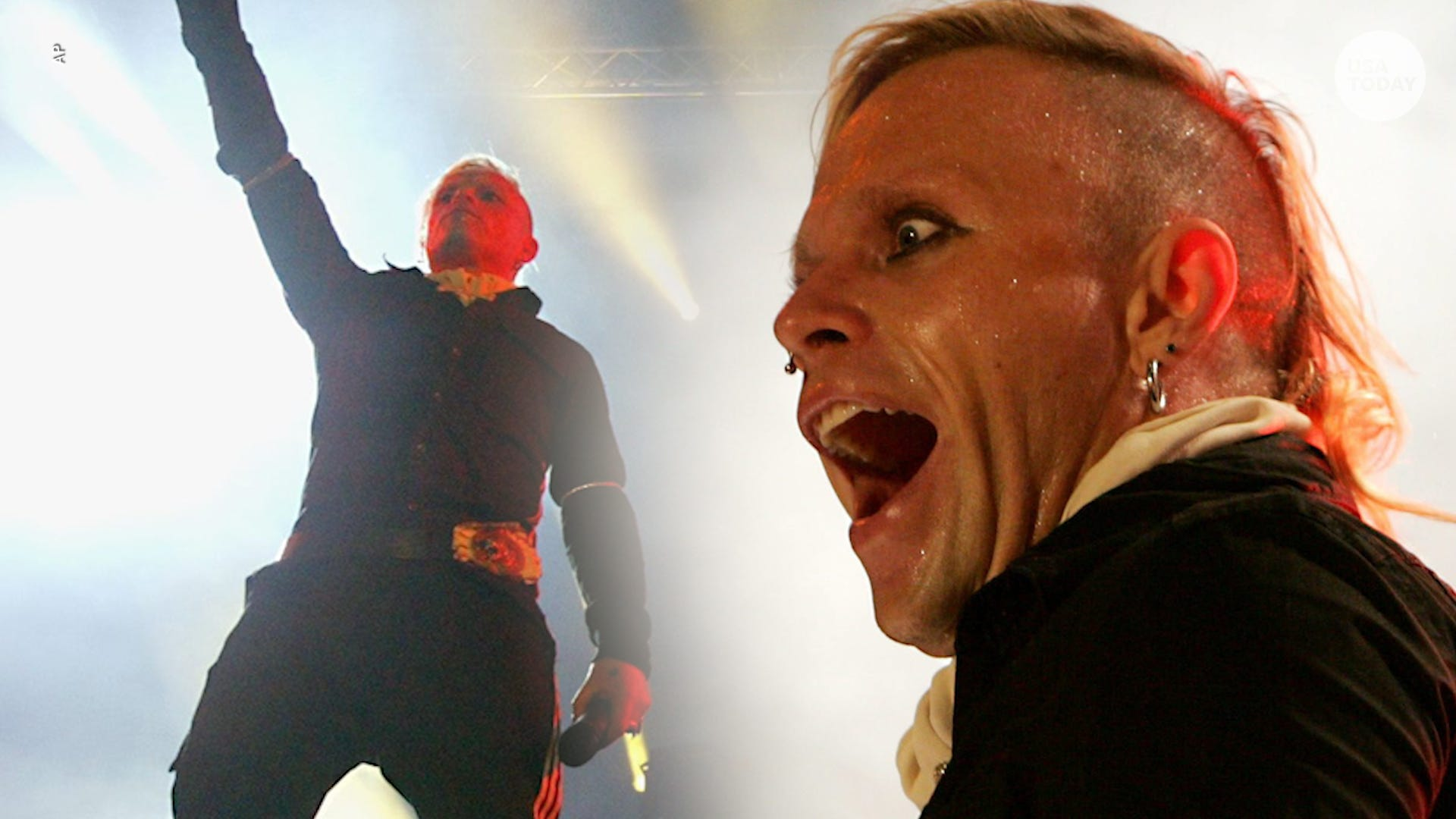 Prodigy frontman Keith Flint gone at 49