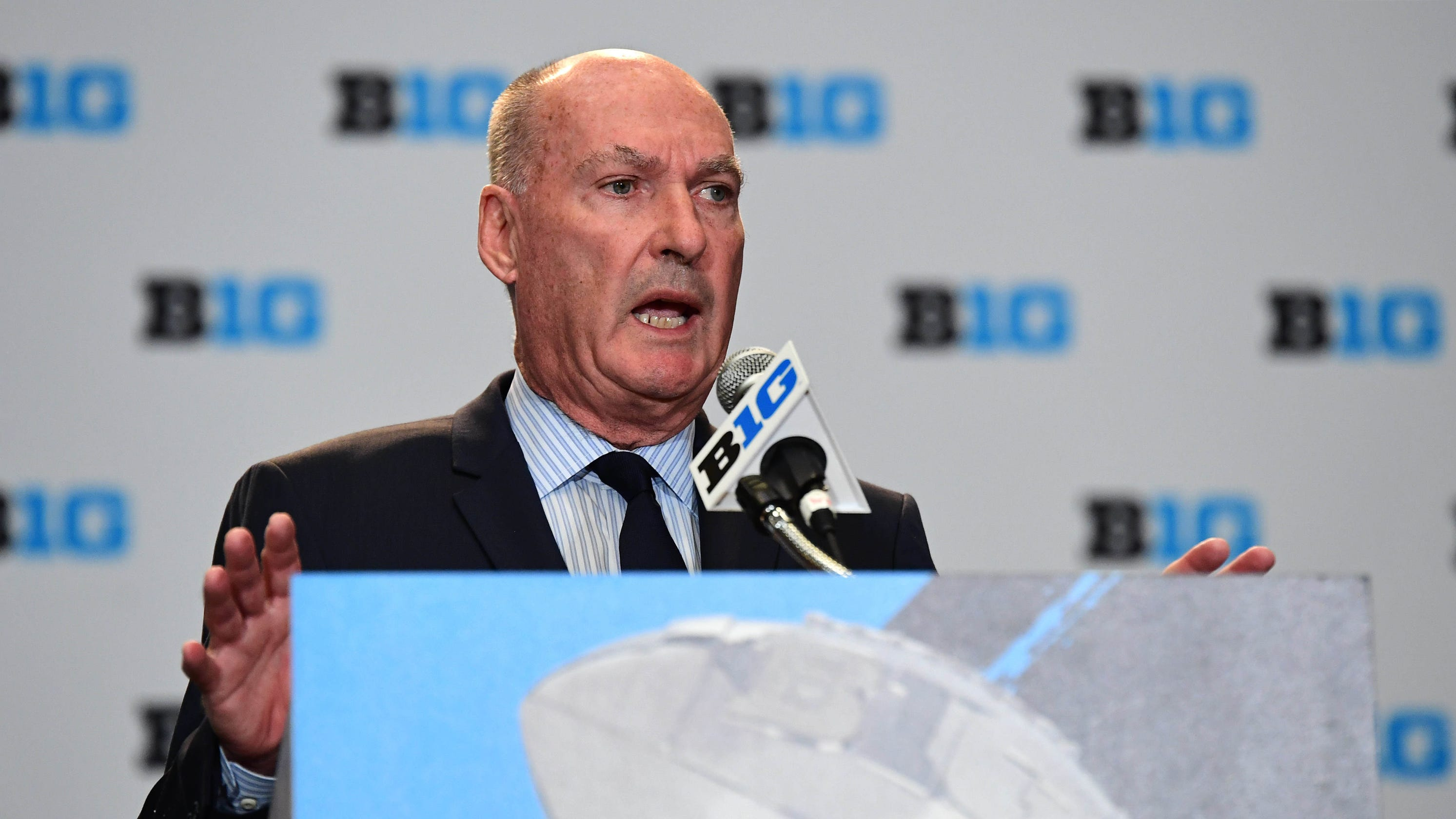 College Football Playoff: Jim Delany's retirement could mean expansion