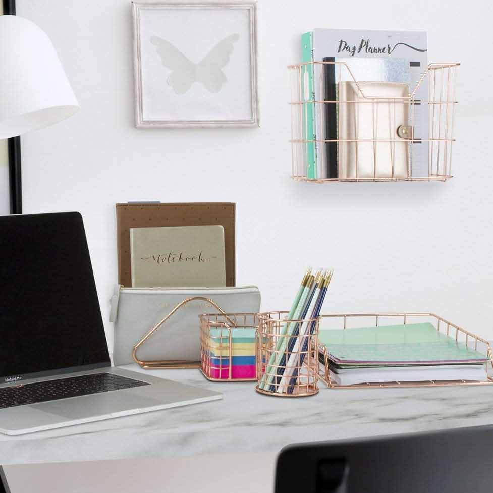 Make your workspace a place you enjoy being without spending too much.