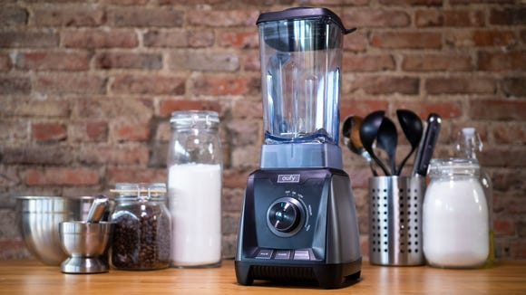 This sleek blender will make quick work of your smoothies.