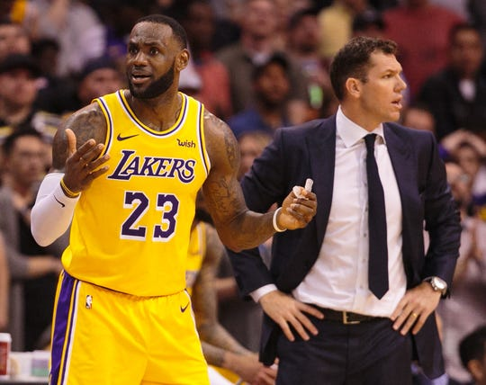 LeBron James and the Lakers could post a record worse than last season's 35-47 effort.