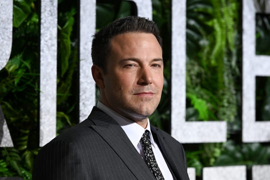 "Ben Affleck says he dressed up for his son's ""How to Train Your Dragon"" themed birthday party."