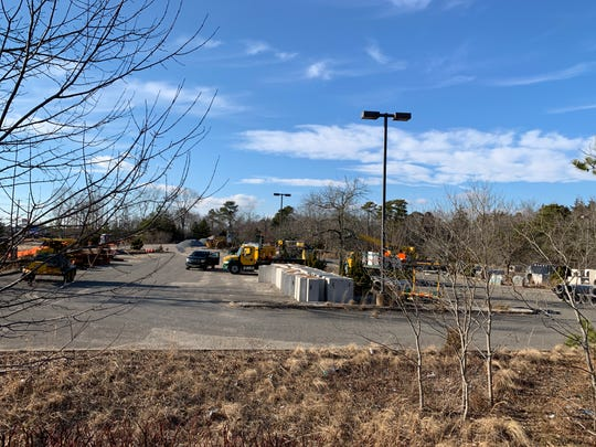 Chick-fil-A and Panera Bread are proposed for this parcel on Route 72 in Stafford.